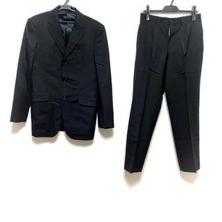 タケオキクチ(TAKEO KIKUCHI)のタケオキクチ サイズ2 M メンズ美品  - 黒(セットアップ)