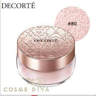 COSME DECORTE - コスメデコルテ フェイスパウダー #80 20g