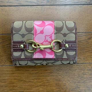 コーチ(COACH)のCOACH折財布(財布)