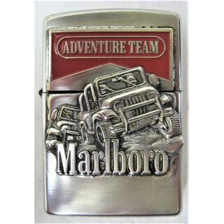 ジッポー(ZIPPO)の非売品ヴィンテージ超レアー マルボロ アドベンチャー チーム ジープ(タバコグッズ)