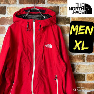 THE NORTH FACE - THE NORTH FACE HyVent マウンテンパーカー メンズXL