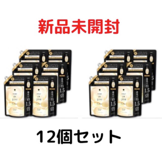 P&G - P&G レノア オードリュクス 柔軟剤 パルファム 詰替用12袋セット