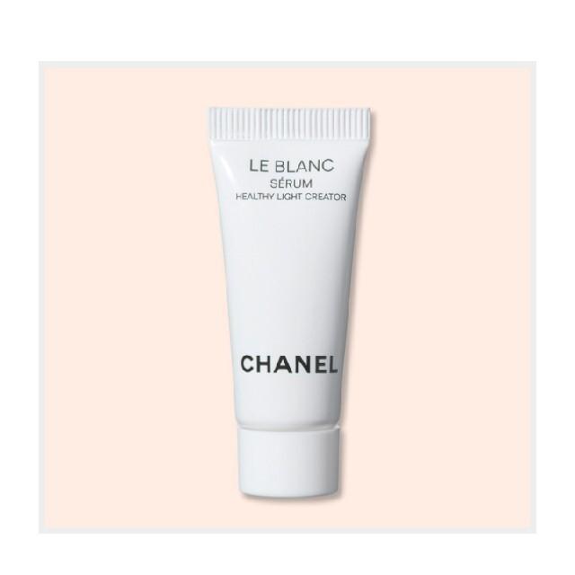 CHANEL(シャネル)の美的 付録 シャネル ル ブラン 新美白美容液サンプル コスメ/美容のスキンケア/基礎化粧品(美容液)の商品写真