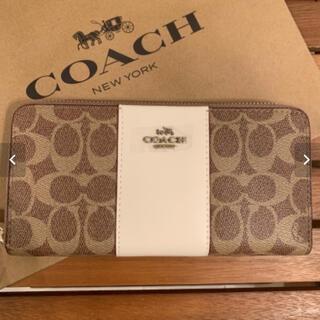 コーチ(COACH)の☆COACH☆コーチ☆長財布(財布)