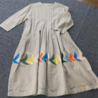mina perhonen - ミナペルホネン25周年birdドレス
