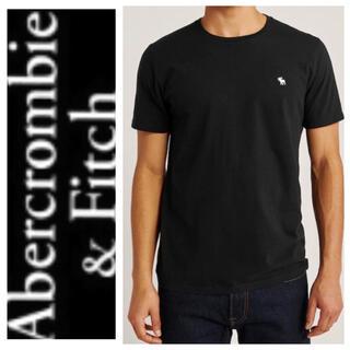 アバクロンビーアンドフィッチ(Abercrombie&Fitch)の◎L◎新品正規品◎アバクロ◎UネックTシャツ◎送料込(Tシャツ/カットソー(半袖/袖なし))