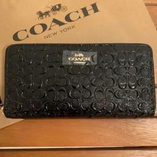 コーチ(COACH)の☆COACH 長財布 新品、未使用(財布)