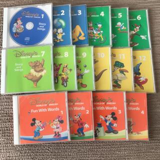 Disney - DWE ディズニー英語 ストーリーアンドソングス story and songs