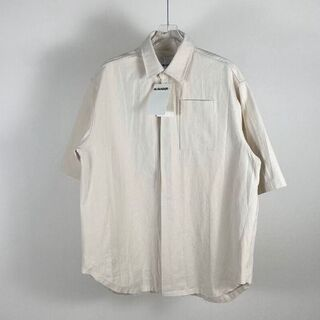 Jil Sander - ジルサンダー 20ss スタッフシャツ jilsander 40