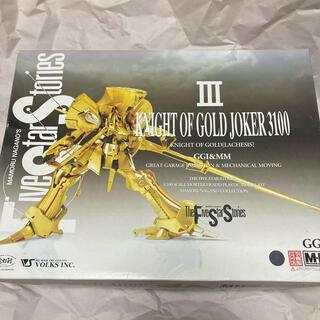 ボークス(VOLKS)の新品未組立 ナイト・オブ・ゴールド ジョーカー3100 ファイブスター物語(模型/プラモデル)