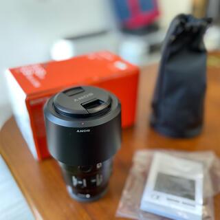 SONY - FE90mm F2.8 Macro G OSS SEL90M28G