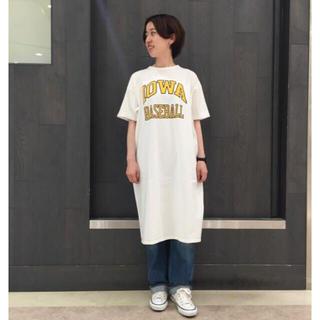 シンゾーン(Shinzone)のThe Shinzone  ザシンゾーン  ワンピース   Tシャツ(その他)