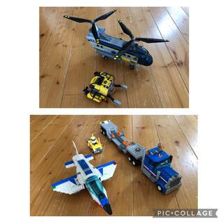 レゴ(Lego)のレゴ シティ 60093 と 60079 ジャンク品(知育玩具)