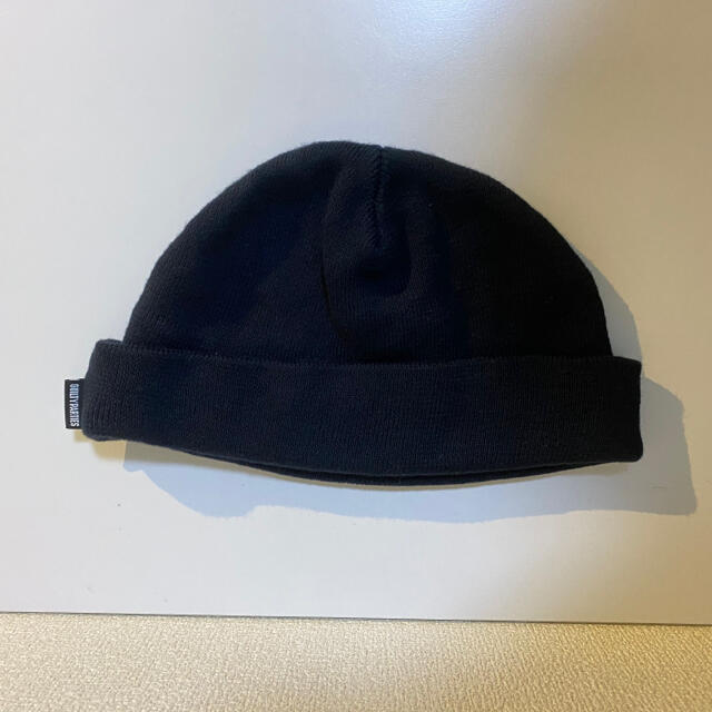 WACKO MARIA(ワコマリア)のWacko Maria コットン ビーニーニット帽 ニットキャップ メンズの帽子(ニット帽/ビーニー)の商品写真