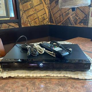 SHARP - SHARP AQUOS BD-S520 12倍録 500GB リモ等付フル装備