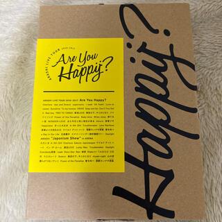 アラシ(嵐)のARASHI LIVE TOUR 2016-2017 Are You Happy(ミュージック)