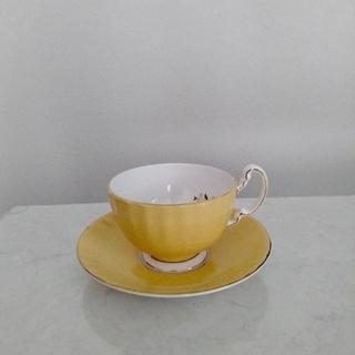 エインズレイ(Aynsley China)のカップ&ソーサー(グラス/カップ)