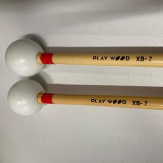 PLAY WOOD グロッケン・シロフォンマレット(鉄琴)