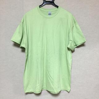 GILDAN - 新品 GILDAN ギルダン 半袖Tシャツ ピスタチオ グリーン XL