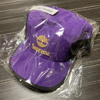 """Supreme - Supreme / Timberland® Camp Cap """"Purple"""""""