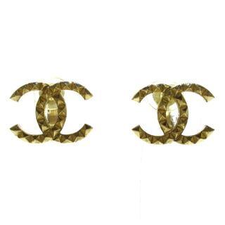 シャネル(CHANEL)のCHANEL(シャネル)美品  金属素材 ゴールド(イヤリング)