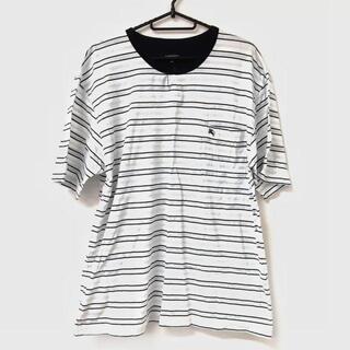 バーバリー(BURBERRY)のバーバリーロンドン サイズ40 M メンズ -(Tシャツ/カットソー(七分/長袖))
