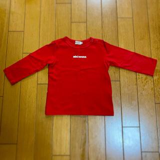 ミキハウス(mikihouse)のミキハウス  ロンT     サイズ90(Tシャツ/カットソー)