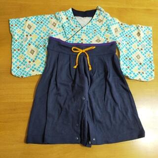 袴ロンパース(ロンパース)