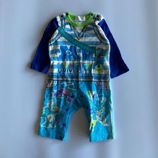 アカチャンホンポ(アカチャンホンポ)のロンパース ベビースーツ ディズニー 80サイズ(ロンパース)