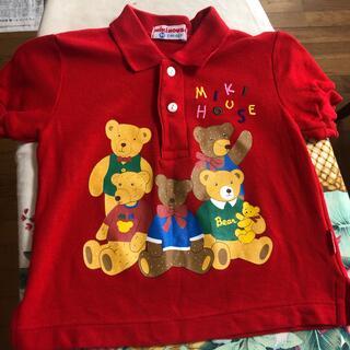 ミキハウス(mikihouse)のミキハウス ポロシャツ 90サイズ(その他)