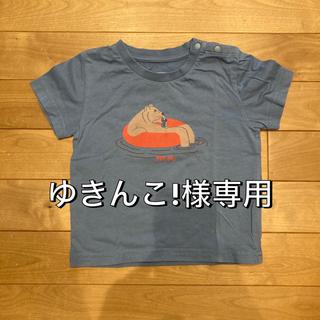 ザノースフェイス(THE NORTH FACE)のTHE NORTH FACE 80センチ Tシャツ(Tシャツ)