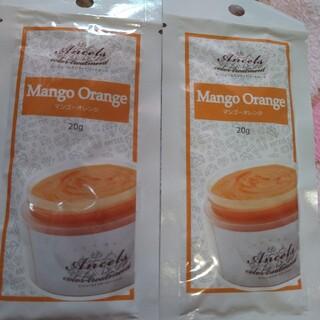 エンシェールズカラーバター マンゴーオレンジ(カラーリング剤)