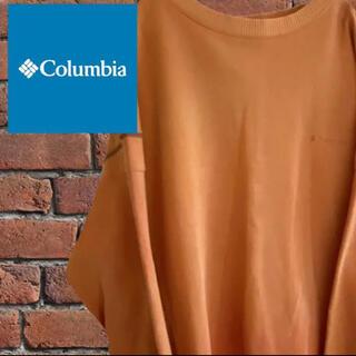 Columbia - 【希少】Columbia コロンビア スウェットトレーナー XLビッグシルエット