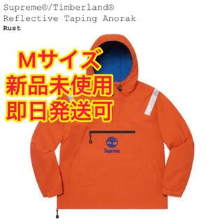 Supreme - Supreme Reflective Taping Anorak アノラック M