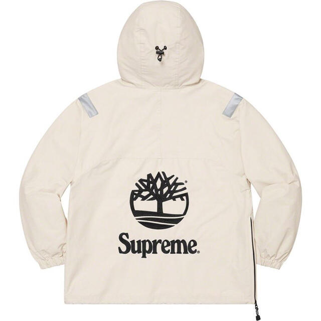 Supreme(シュプリーム)のSupreme Reflective Taping Anorak メンズのジャケット/アウター(ナイロンジャケット)の商品写真