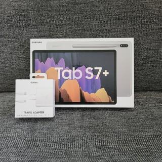 Galaxy - Galaxy Tab S7+ 128GB Wi-Fiモデル 純正カバー・充電器付