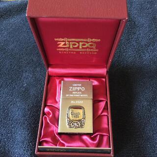 ジッポー(ZIPPO)のzippo  ファーストモデルレプリカ リミテッドエディション(タバコグッズ)