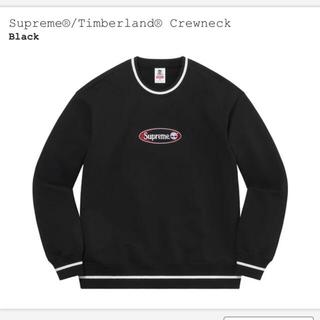 Supreme - Supreme®/Timberland® Crewneck ブラック black