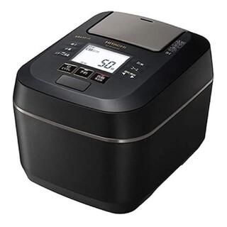 日立 RZ-W100DM K 圧力&スチームIHジャー炊飯器 ふっくら御膳
