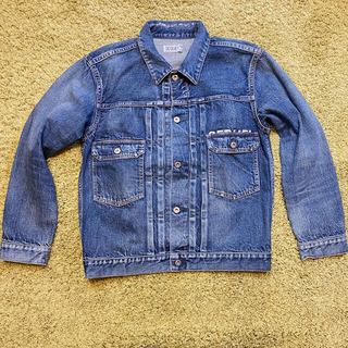 FRAGMENT - 一点物 SEQUEL FRAGMENT DAMAGE DENIM JACKET