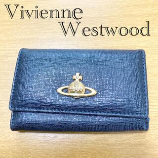 ヴィヴィアンウエストウッド(Vivienne Westwood)のヴィヴィアン キーケース メンズ ブラック(キーケース)