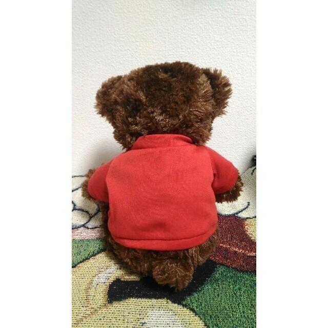 ダッフィー(ダッフィー)の2008 ダッフィー ディズニーベア ブラウン NYC レア 希少 海外 WDW エンタメ/ホビーのおもちゃ/ぬいぐるみ(ぬいぐるみ)の商品写真