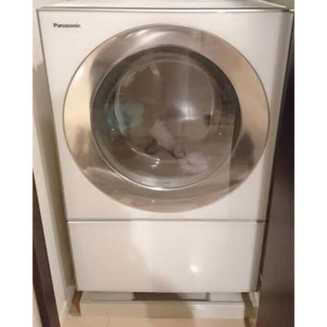 Panasonic(パナソニック)の【値下げ】Panasonic NA-VG1100R ドラム式洗濯機 2018年製 スマホ/家電/カメラの生活家電(洗濯機)の商品写真