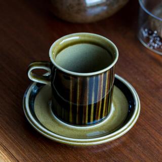 ARABIA - アラビア ARABIA コスモス COSMOS コーヒーカップ&ソーサー