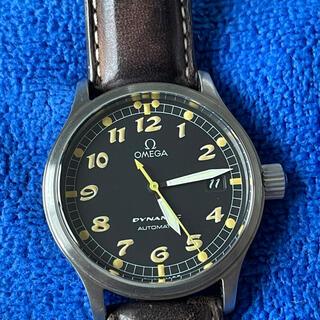 オメガ(OMEGA)のOMEGA DYNAMIC 自動巻き  国内正規品 美品 オーバーホール済(腕時計(アナログ))