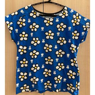 ユニクロ 半袖Tシャツ ミッフィー 130