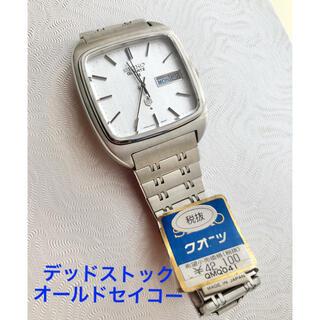 SEIKO - タグ付きデッドストック  セイコークォーツ オールドセイコー メンズ デイデイト