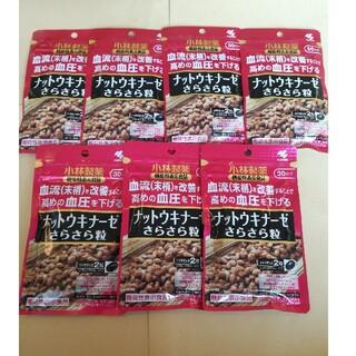 コバヤシセイヤク(小林製薬)の小林製薬 ナットウキナーゼさらさら粒30日分×7袋(その他)
