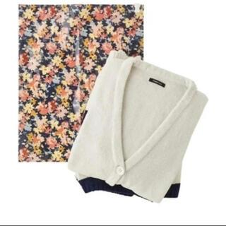 フランフラン(Francfranc)の【新品】フランフラン ヴォヤージュ 衣類圧縮袋2枚セット(旅行用品)
