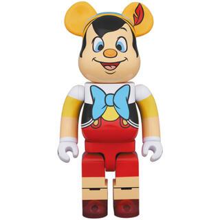 メディコムトイ(MEDICOM TOY)の BE@RBRICK PINOCCHIO 1000% ベアブリック ピノキオ(その他)
